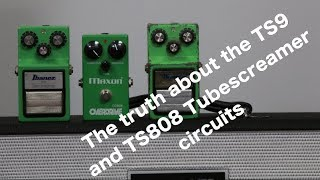 Wah Pedals: Does the inductor affect the tone? A comparison