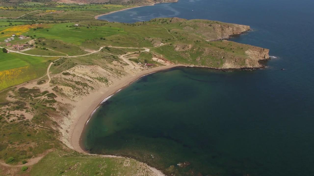 """İşte Türkiye'nin En Sakin Adası...""""Gökçeada""""..."""