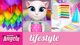 Talking Angela - It's my party!