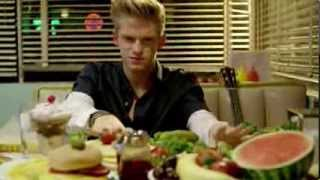 Cody Simpson - 'La Da Dee' Music Video for CLOUDY WITH A CHANCE OF MEATBALLS 2