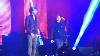 Snow Patrol feat ed sheeran T in the Park