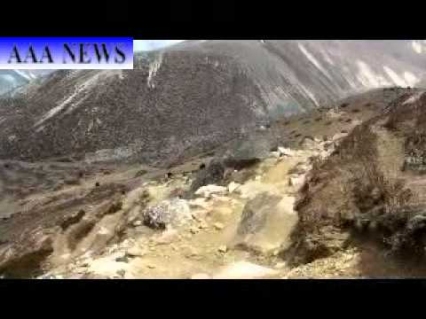 1240 2011/4/15 10:00 AAA NEWS  VIVA!! EVEREST!! DAY7 Dingboche – Lobuche Vol.6