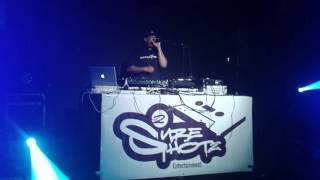 DJ Premier - (Mobb Deep) Shook Ones part II - live @MKC, Skopje 16.11.2015