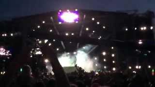 Dimitri Vegas&Like Mike, Weekend Festival 2014 -Mammoth (BodyTalk) LIVE