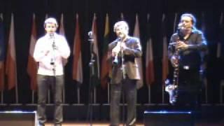 Clarinet Factory au Festival Culturel Européen d'Alger 2010 (2)