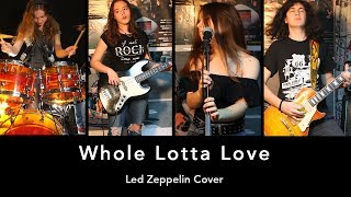 Whole Lotta Love (Led Zeppelin); Cover by Sina, Andrei Cerbu & Friends