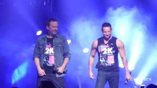 Give Me Just One Night (Una Noche) - 98 Degrees 8.5.16 My2K Tour