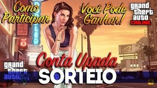 GTA 5 SORTEIO DE CONTA PS3 PS4 XBOX ONE PC