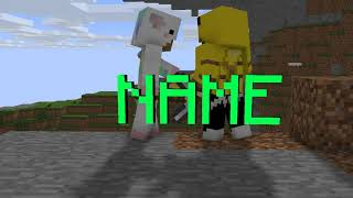 #18 Minecraft Love Intro Template DL INCLUDED]