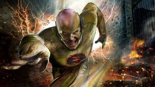 The Flash - Flash vs Reverse-Flash - Hero