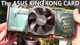 Ebay Finds: ASUS' Promotional King Kong Graphics Card