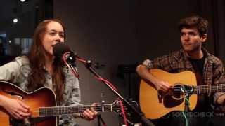 "Sarah Jarosz: ""Mile On The Moon,"" Live On Soundcheck"