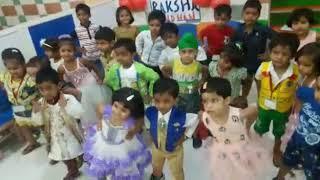 Cute kids dance on phoolon ka taaron ka