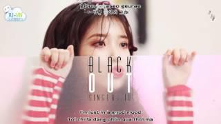 [VIETSUB + LYRICS + ENGSUB] Black Out - IU(아이유)