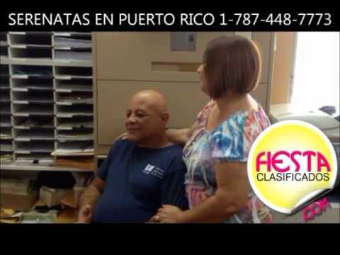 SERENATAS EN PUERTO RICO | PARA UN ESPOSO (fiesta clasificados)