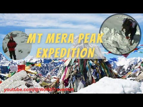 Mount Mera Peak Expedition in Nepal