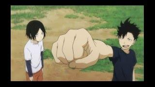 Haikyuu!! the Movie: Endings and Beginnings - Young Kuroo and Kenma (Eng Sub)