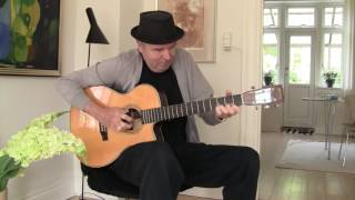"""The Beatles """"I will"""" acoustic guitar cover"""