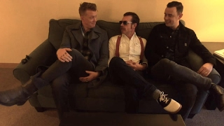 Eagles of Death Metal and Colin Hanks on their documentary 'Nos Amis'