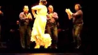 Eva la Yerbabuena - NYC Flamenco Festival 2008