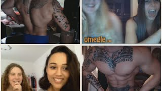 Aesthetic Grandpa Omegle Strip prank mirin Girls best reaction legacy style thinking off Zyzz