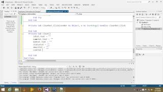 Visual Basic Net Tutorial with MySql database 10 Clear Button using Function