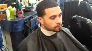 Manute the Celebrity Barber Aka $200 Cuts feat. Atlanta's Own Apollo Nida