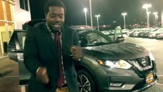 2017 Nissan Rogue Rap by Demarre Myles - Antioch Nissan
