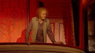 Nan is late for the show - Michael McIntyre's Easter Night at the Coliseum Preview - BBC One