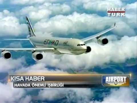 Habertürk / Airport: THK'den Öğrenci Adaylarına Uçaklı Tanıtım