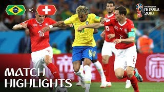 Brazil v Switzerland - 2018 FIFA World Cup Russia™ - Match 9 width=