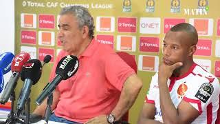 Benzarti et Zvunka livrent leurs impressions après la victoire des Rouges
