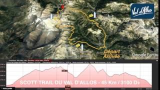 Val d'Allos :scott trail