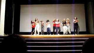 Thunderbird Dance Team - Whip Your Hair 2011