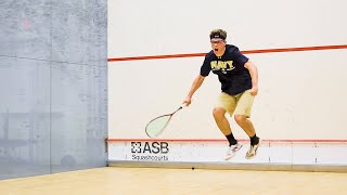 Motivational: NAVY Squash Unstoppable 2018