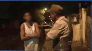 Policial da lição de moral em familiares - Policia 24 Horas, a melhor ocorrência (GARANTIDO)