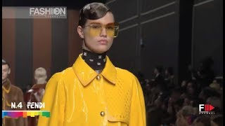 The best 10 Looks TECHNICOLOR LEATHER Trends Fall 2019 - Fashion Channel
