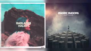 Gasoline vs. Radioactive | Halsey & Imagine Dragons (Mashup)
