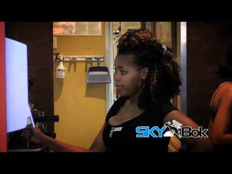 Skybok: News Café (Port Elizabeth, South Africa)