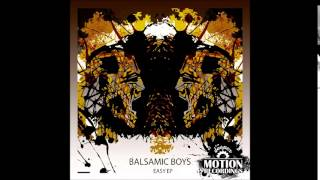 Balsamic Boys - Dark Star (Original Mix)