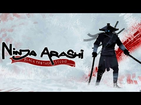 Ninja Arashi Review, prezentat pe telefonul Nubia N1 (Joc Android)