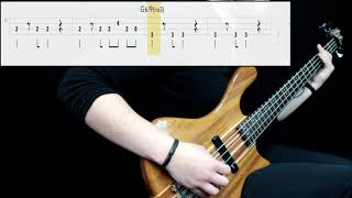 A Flock Of Seagulls - Space Age Love Song (Bass Cover) (Play Along Tabs In Video) width=
