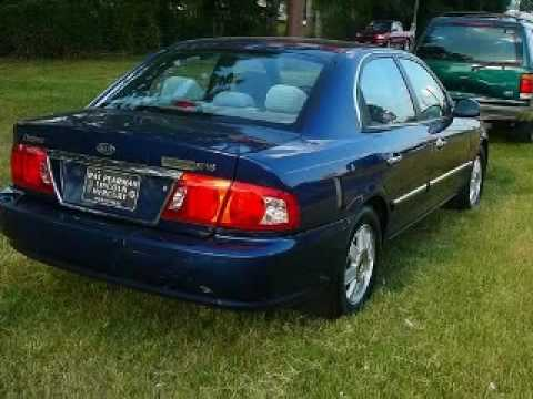 Ray Pearman Used Cars >> 2003 Kia Optima Problems, Online Manuals and Repair ...