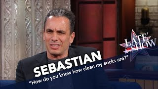Sebastian Maniscalco Is The Behavioral Police