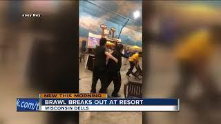 Mt. Olympus Resort fight caught on camera in Wisconsin Dells