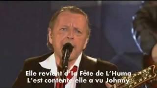 Renaud - Elle est facho - (paroles)