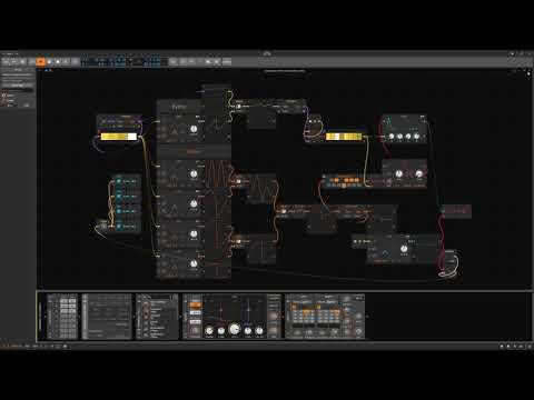 Generative-2020-02-24 - LFO Seq + Evolving Pads + Spitfire Originals - Bitwig #Gridnik #Ambient