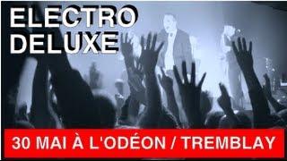 Electro Deluxe en concert à L'Odéon / Tremblay-en-France - Teaser 4