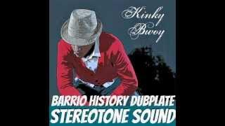 Kinky Bwoy - Barrio History - Stereotone Dubplate - 2006