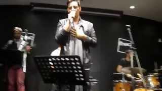 Pedro Madeira - Relógio (Live @ FNAC Centro Comercial Colombo, 12-10-2014)